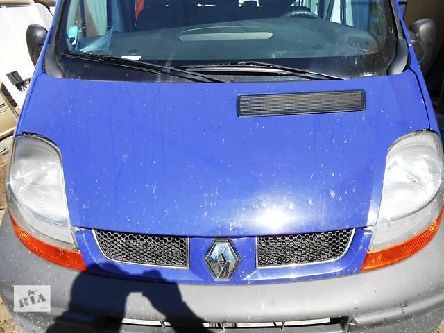 продам Капот Renault Trafic 1.9, 2.0, 2.5 Рено Трафик (Vivaro, Виваро) 2001-2009гг бу в Ровно