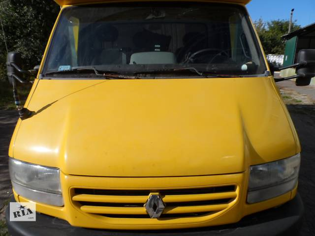 Капот Рено Маскотт, Маскот, Renault Mascott 2.8 dci 1999-2004- объявление о продаже  в Ровно