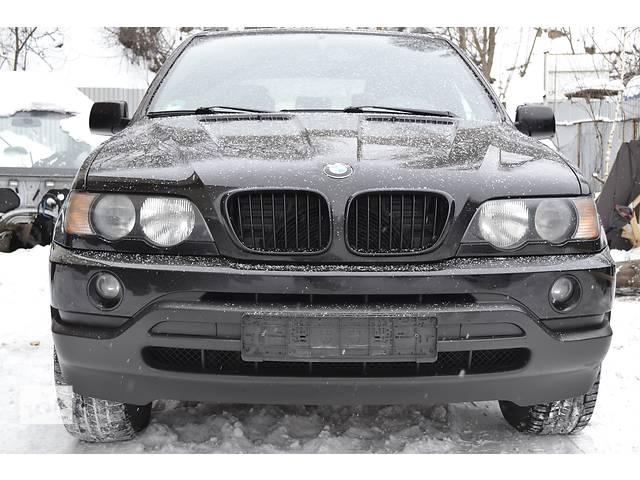 бу Капот з гратами BMW X5 БМВ Х5 1999 - 2003 в Ровно