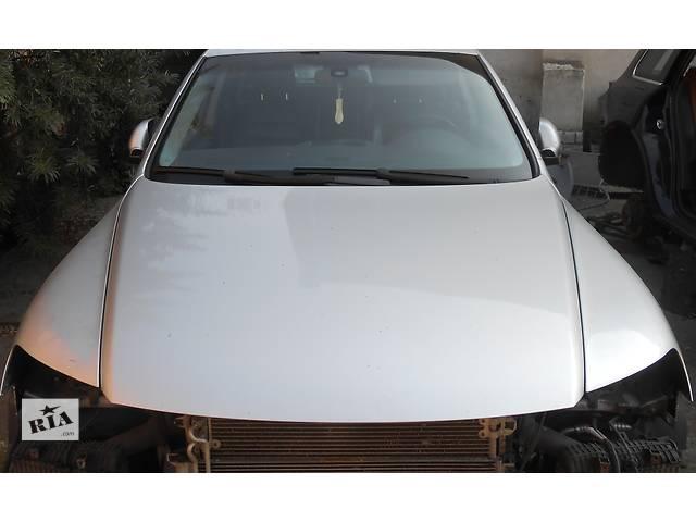 Капот Volkswagen Touareg ФольксВаген Туарег 2003-2006г. В наличии. В рабочем состоянии, оригинал . Предоставляется гаран- объявление о продаже  в Ровно