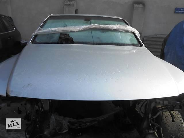 Капот Volkswagen Touareg ФольксВаген Туарег 2003-2006г.- объявление о продаже  в Ровно