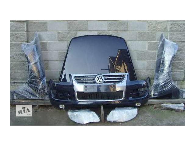 купить бу Капот Volkswagen Touareg Туарег 2002-2009 в Ровно