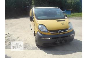 б/у Капот Opel Vivaro груз.