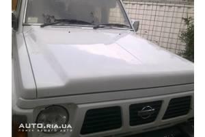 Капот Nissan Patrol GR