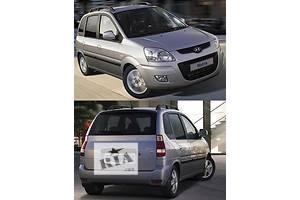 Новые Капоты Hyundai Matrix