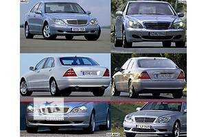 Новые Капоты Mercedes S-Class