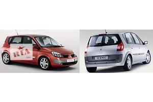 Новые Капоты Renault Scenic