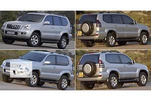 Новые Капоты Toyota Land Cruiser