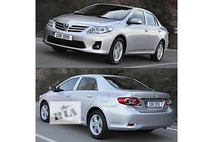 Новые Капоты Toyota Corolla
