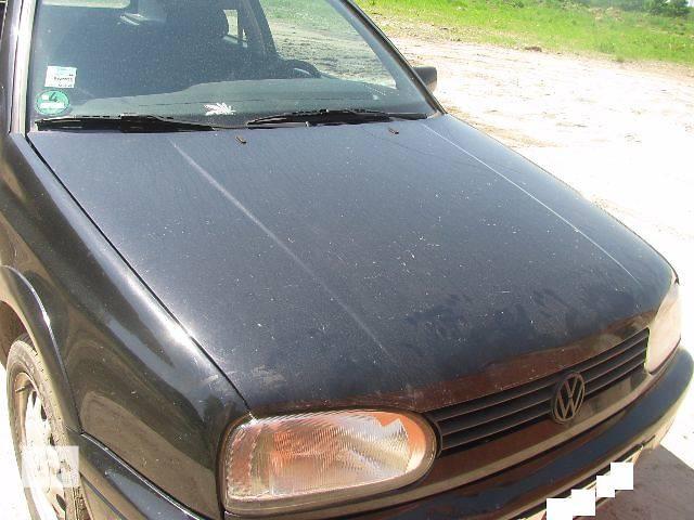 купить бу Капот Volkswagen Golf IIІ 1996 в Львове