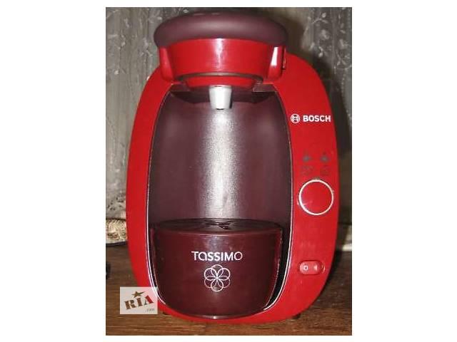 купить бу Капсульная кофеварка TASSIMO TAS T20 в Виноградове