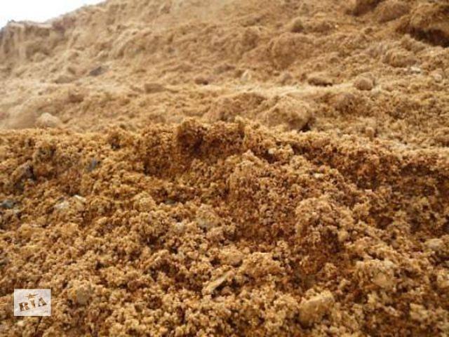 бу Карьерный песок от КП Недра, опт и мелкий опт. в Донецкой области