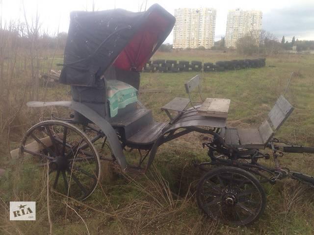 бу Карета старинная в Одессе