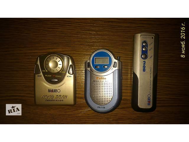 купить бу Карманное радио в Драбове