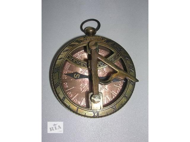 продам Карманный компас с солнечными часами Gilbert & Sons бу в Киеве