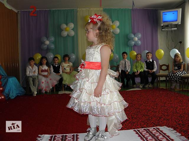 карнавальное платье на прокат- объявление о продаже  в Каменец-Подольском