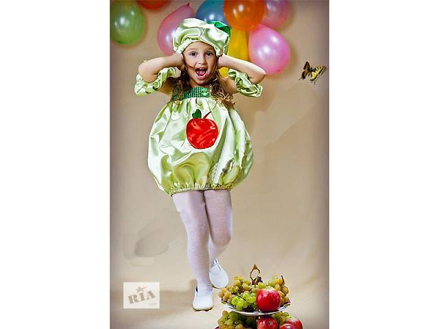 купить бу карнавальные костюмы Огород.Прокат и продажа в Запорожье