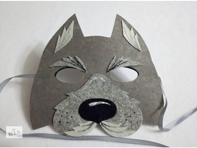продам Карнавальные маски для мальчиков бу в Киеве