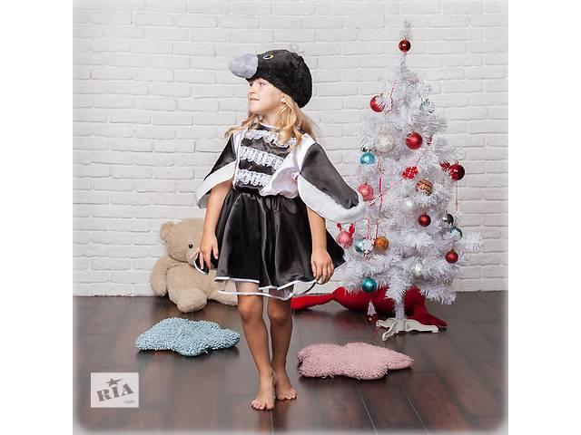 купить бу карнавальный костюм для девочки Сорока в Харькове