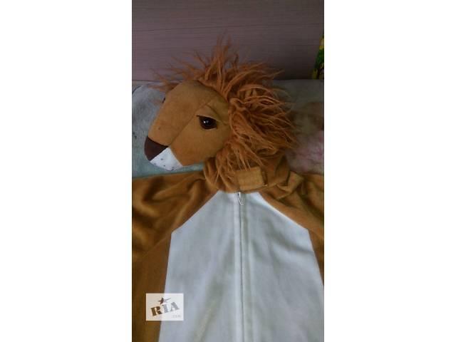 продам Карнавальний костюм Лева, Льва бу в Львове
