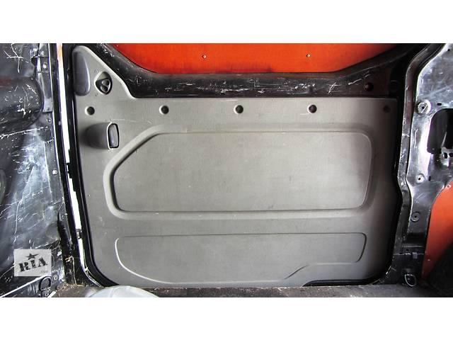 Карта двери боковой сдвижной, дверей бокових здвижних Renault Trafic Рено Трафик Opel Vivaro Опель Виваро Nissan- объявление о продаже  в Ровно
