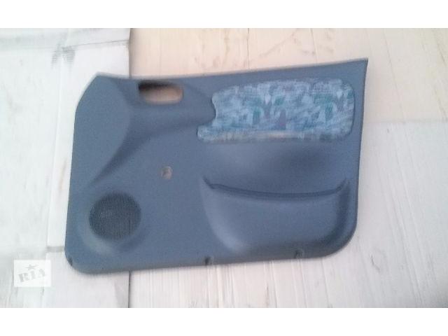 купить бу Карта двери для Daewoo Lanos 1997-08 в Тернополе