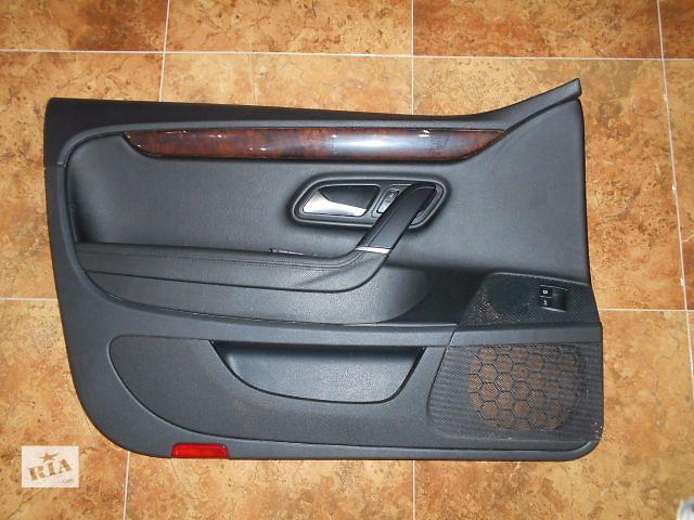 купить бу карта двери для седана Volkswagen CC, 2009 в Львове