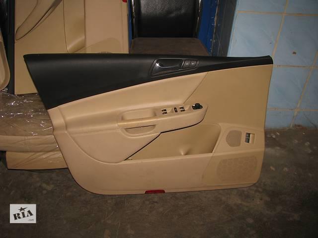 бу карта двери для универсала Volkswagen Passat B6 2005-09 комплект в Львове