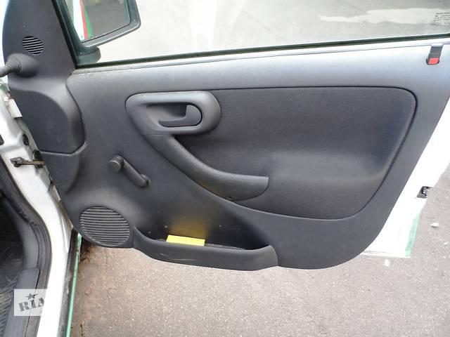 купить бу Карта двери Opel Combo 1.3 CDTI Опель Комбо в Ровно