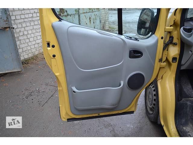 продам Карта двери передней на Renault Trafic, Opel Vivaro, Nissan Primastar бу в Ровно