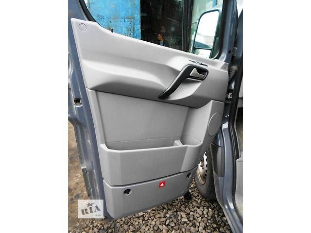 Карта двери передней, сдвижной Mercedes Sprinter 906 315 2006-2012г- объявление о продаже  в Ровно
