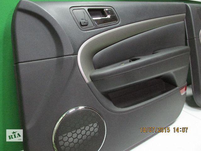 бу Карта двери (шкіра) для легкового авто Chevrolet Epica в Запорожье