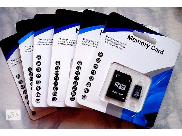 продам Карта пам'яті 32Gb Klass 10, Memory card 32 Gb class 10 бу в Львове