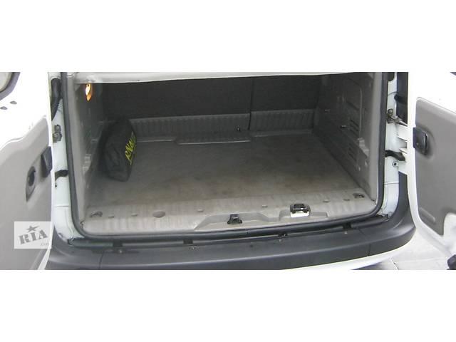 бу карта задней двери багажника Renault Kangoo 2 II 2008- в Луцке
