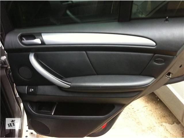 купить бу Карта двери   BMW X5 2005 Е53 черная в Виннице