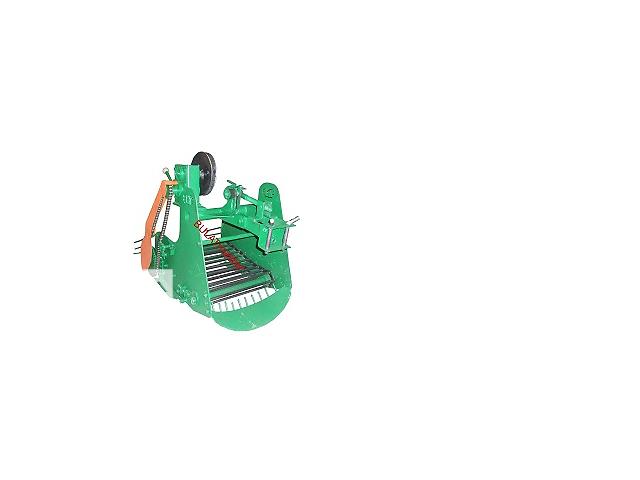 купить бу Картофелекопатель механизированный КМ-5 для тяжелых мотоблоков привод справа (транспортёрная) Булаточка в Днепре (Днепропетровск)