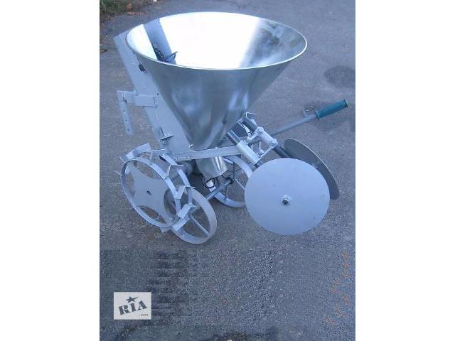 Картофелесажалка ТМ Ярило (с транспорт. колесами)- объявление о продаже  в Днепре (Днепропетровск)