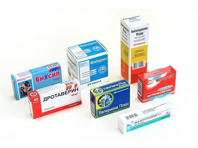 Маркировка медицинских препаратов