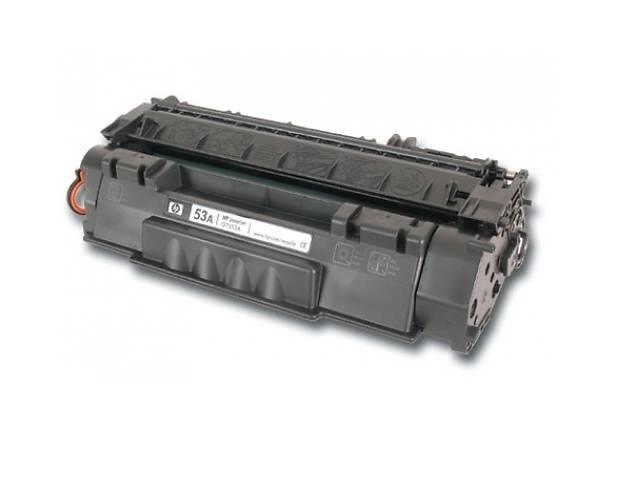 продам Картриджи для лазерных принтеров тип: HP 53A (Q7553A) бу в Полтаве