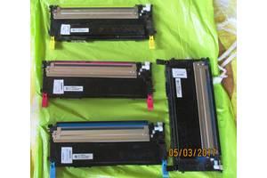 б/у Расходные материалы для принтеров