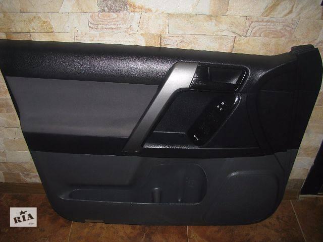 продам Карти дверей для Toyota Prado 150 2013 бу в Львове