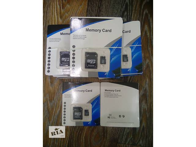 продам Карты памяти Micro SD 8 gb с переходником SD!!! бу в Запорожье