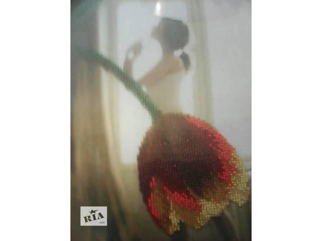 Картина бисером под заказ- объявление о продаже  в Виннице