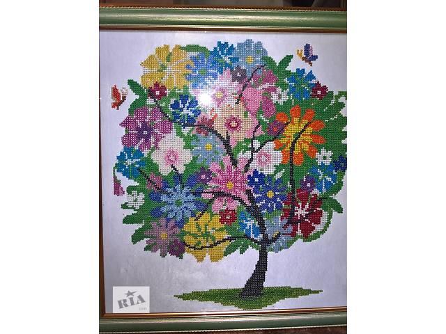 купить бу Картина  бисером в Чернигове