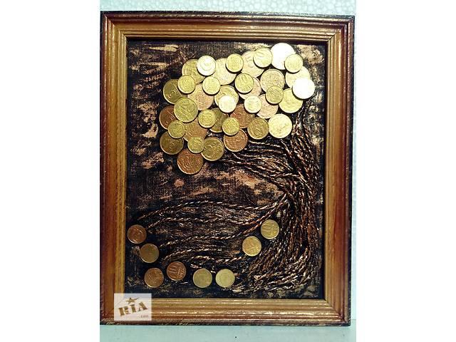 Картина денежное дерево панно- объявление о продаже  в Херсоне