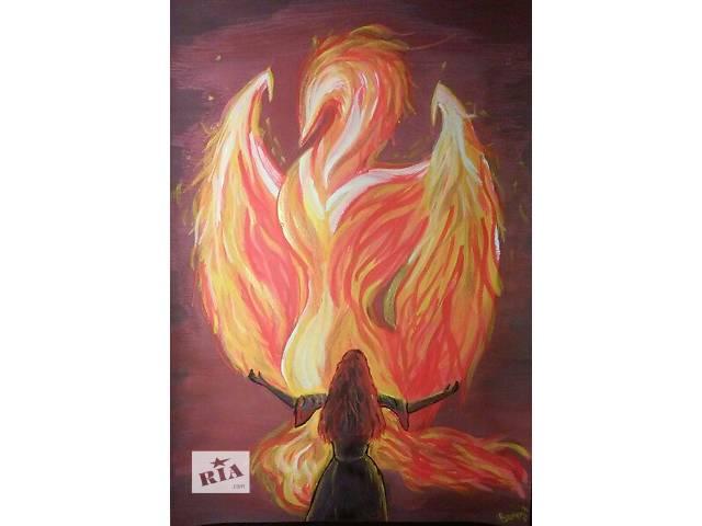 """продам Картина """"Дух солнца"""" бу в Белой Церкви"""