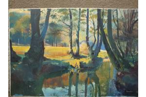 Антикварная живопись