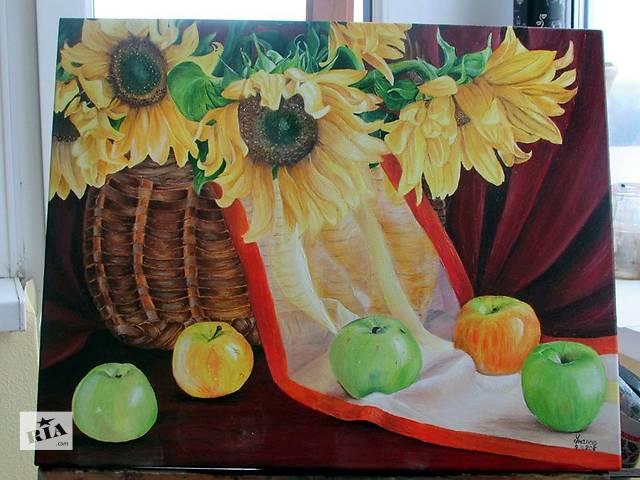 Картина, масло, холст на подрамнике- объявление о продаже  в Виннице