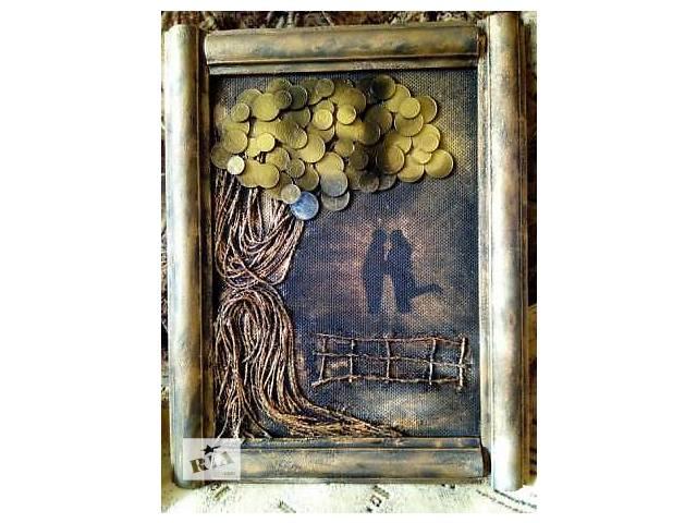 Картина панно денежное дерево- объявление о продаже  в Херсоне