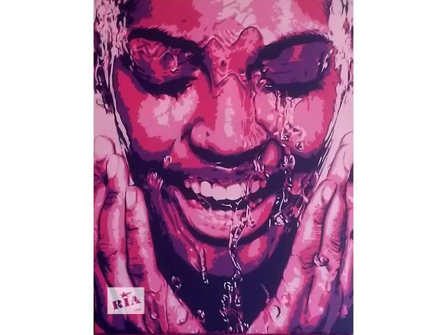 бу Картина в стиле Spray Art. Water в Киеве